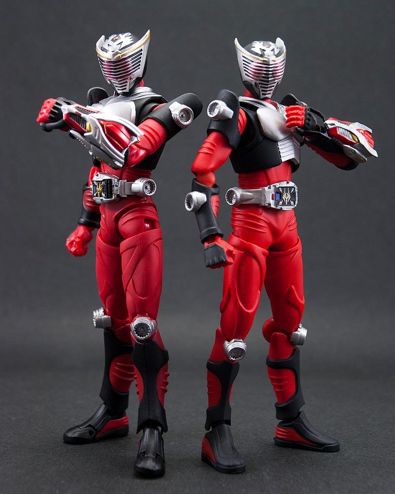 Kamen Rider Dragon Knight Red
